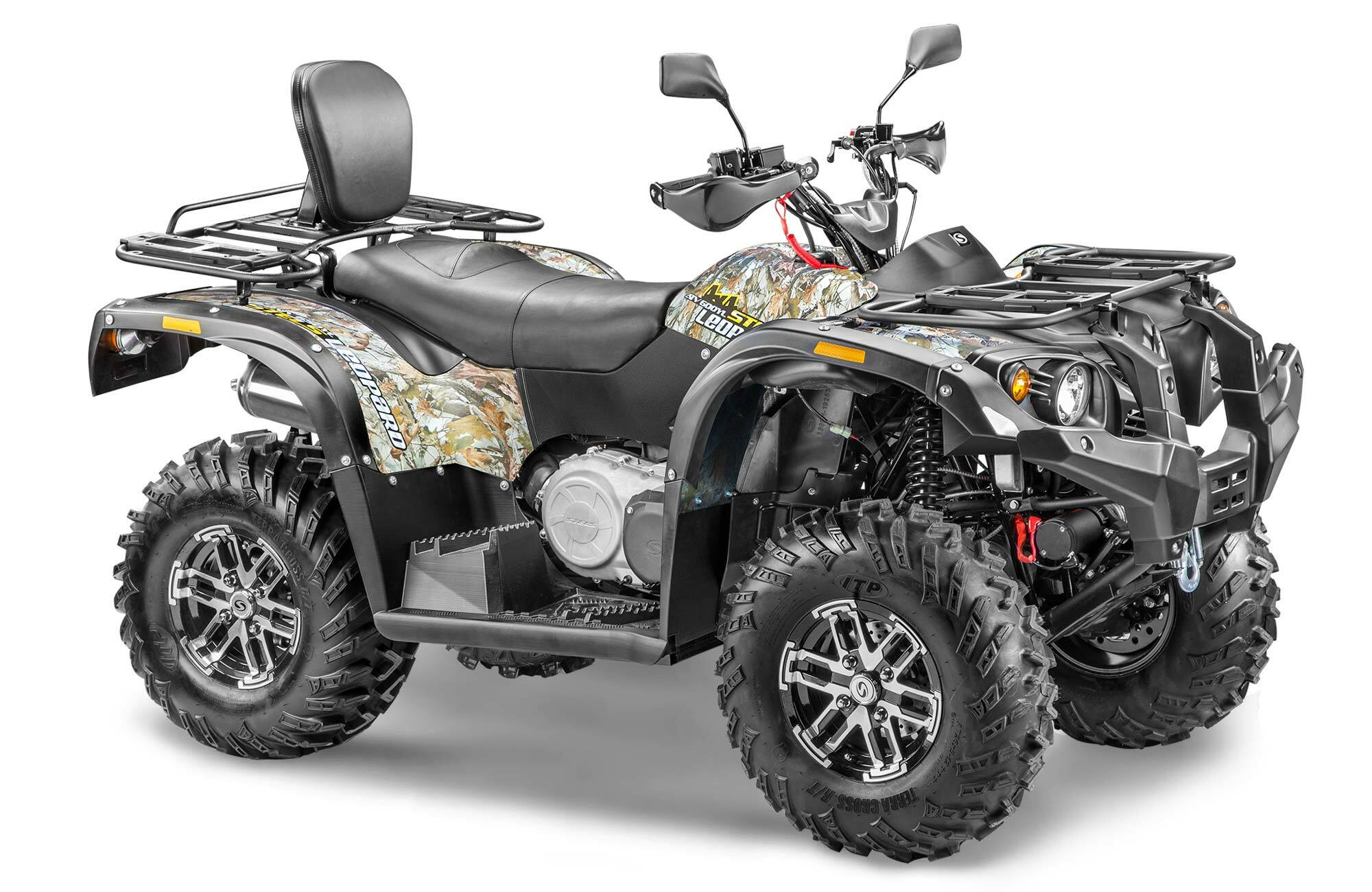 STELS  ATV 600 Y LEOPARD Саmo